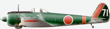 Японские истребители из War Thunder